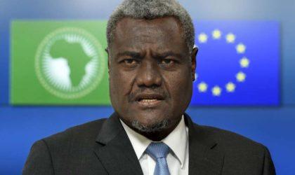 Moussa Faki : «L'UA se trouve dans une phase importante de son histoire»