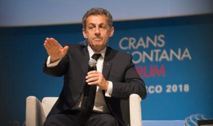 Sarkozy veut forcer la main à l'Algérie pour ouvrir la frontière avec le Maroc