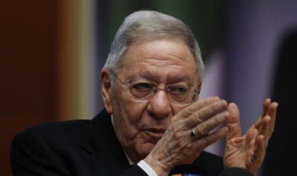 Ould Abbès: «Bouteflika est au courant de tout ce qui se passe dans le pays»