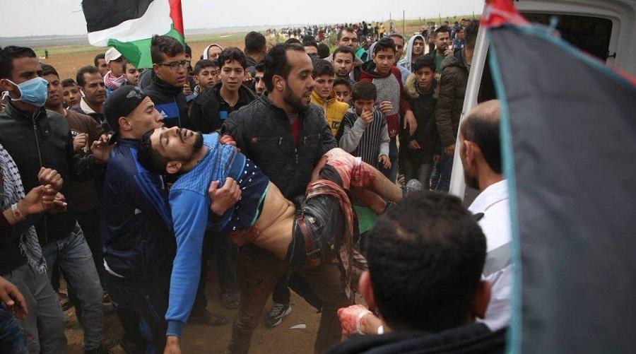Palestine Gaza Palestiniens tués