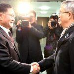 deux Corée Etats-Unis crise