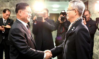 Crise de la péninsule coréenne: Pyongyang, Séoul et Washington se revoient en douce