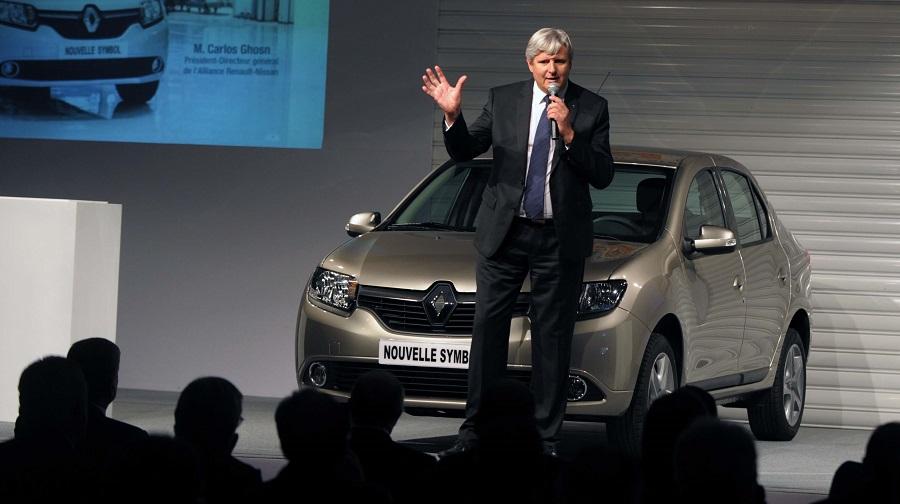 Renault Dacia Roumanie