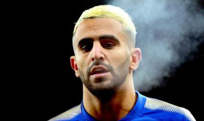 Mahrez: «Mes coéquipiers m'ont toujours soutenu»