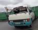 Effondrement d'une passerelle à Khmis El-Khechna