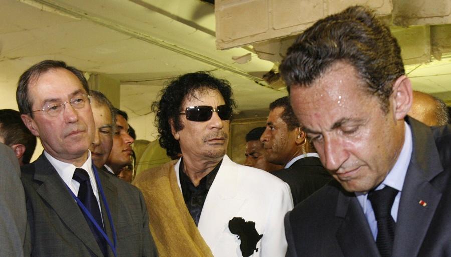 Sarkozy Missouri Kadhafi financement campagne présidentielle