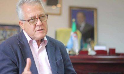 Seddik Chihab: «Le soutien du RND à Bouteflika est basé sur la convergence des vues»