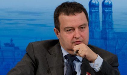 Le ministre serbe Ivica Dacic : «Les Marocains ont déformé mes propos»
