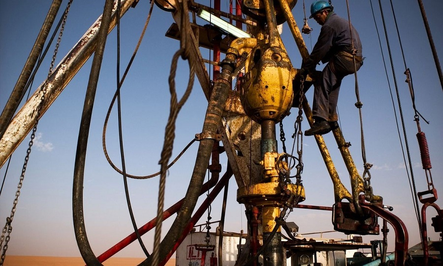 Libye Sharara champ pétrolifère arrêt