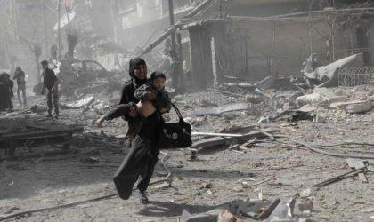 Syrie: les Emirats et l'Arabie Saoudite reconnaissent avoir fait tout faux