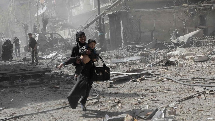Ghouta Syrie