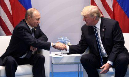 Russie-Etats-Unis : Moscou ouvert à une rencontre Trump-Poutine