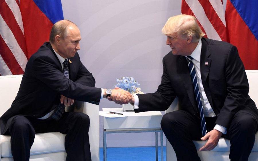 Trump essaye de se rapprocher de la Russie