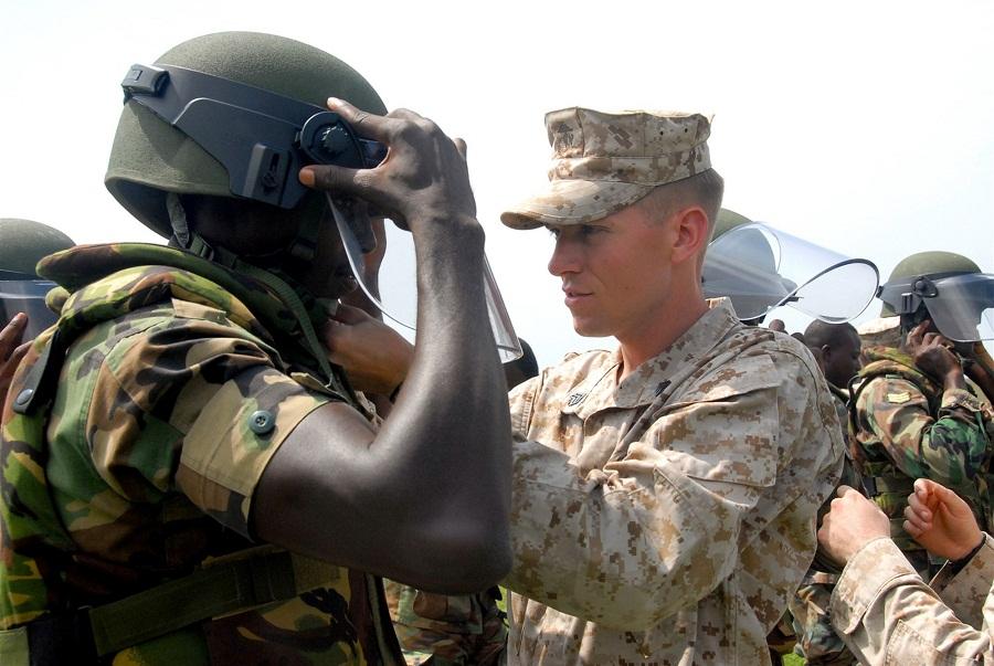 US Army Ghana
