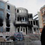 Berlin mosquée incendie