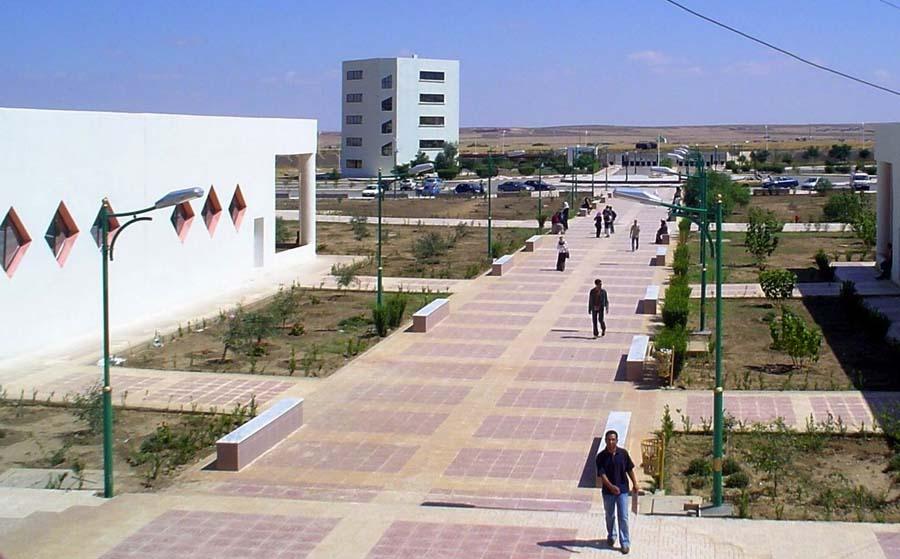 Université Khenchela