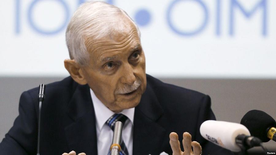 OIM William Lacy Swing migrants morts Méditerranée 2017