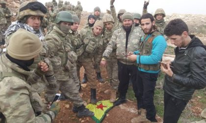 L'armée turque s'empare de la ville d'Afrine grâce à Daech
