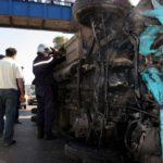 Les accidents de la route, toujours en hausse. Archives/New Press
