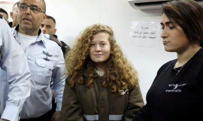 Amnesty International dénonce la condamnation d'Ahed Tamimi