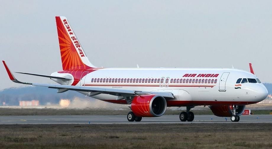Air India Israël Arabie