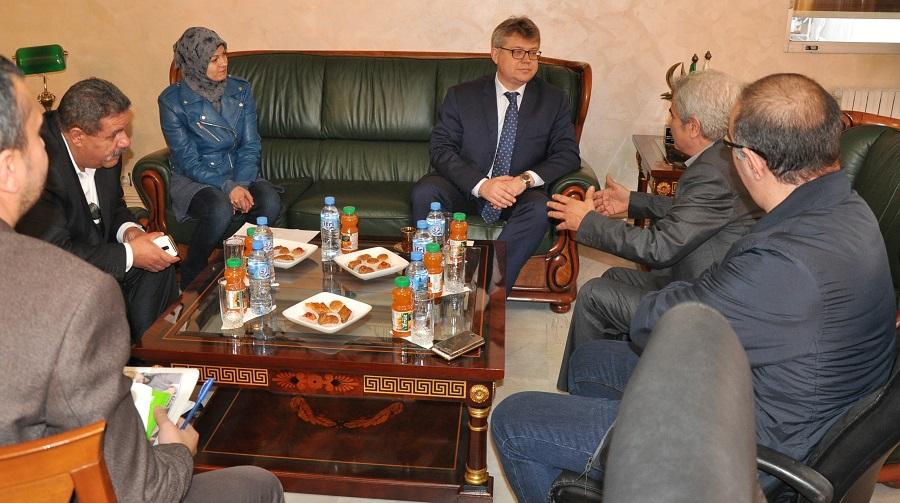 Ambassadeur de Russie à Alger