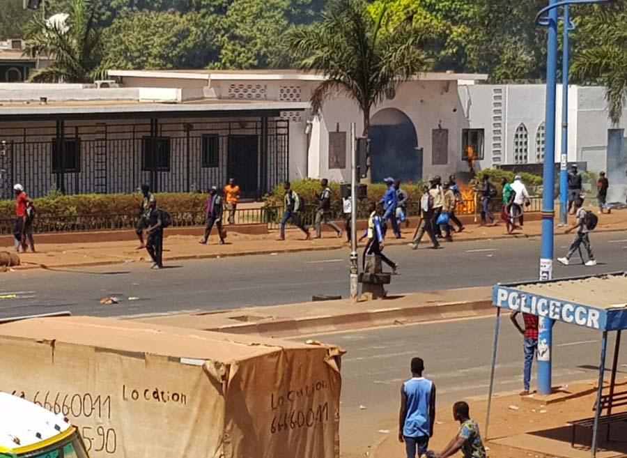 ambassade Mali