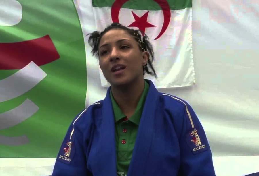amina judoka