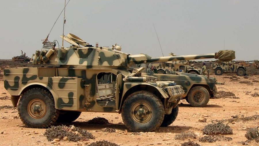 armement maroc