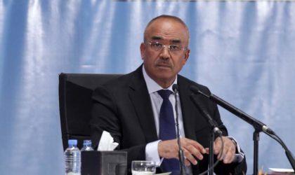 Rencontre algerie 2018