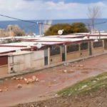 Boumerdès chalets séisme