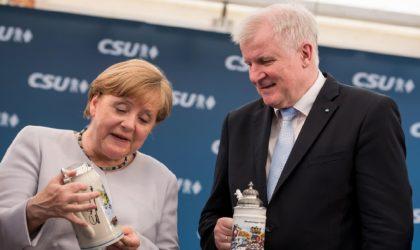 Un ministre de Merkel veut chasser les musulmans d'Allemagne