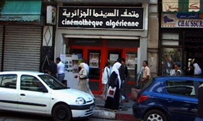 Projection du film historique consacré au parcours de la Cinémathèque d'Alger
