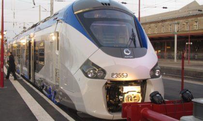 Transport ferroviaire: la SNTF prévoit de nouvelles dessertes de grandes lignes sur son réseau