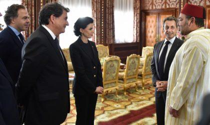 Ces politicards français humiliés et en fin de cycle au service du Makhzen