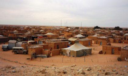 L'ambassadeur des Etats-Unis en Algérie se rend dans des camps de réfugiés sahraouis