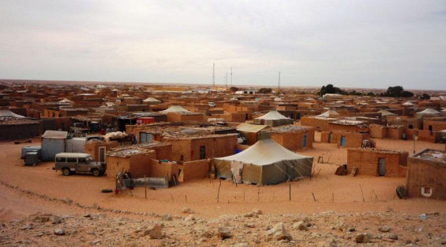 réfugiés sahraouis