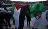 L'Algérie est le dernier bastion arabe pour défendre la Palestine