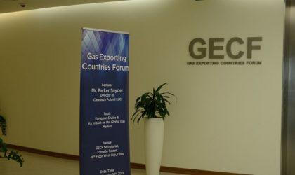 Les exportateurs de gaz veulent des prix indexés sur le pétrole