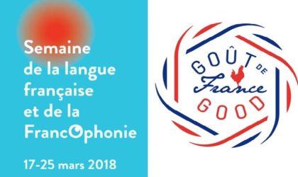 L'Institut français organise le printemps francophone et gastronomique