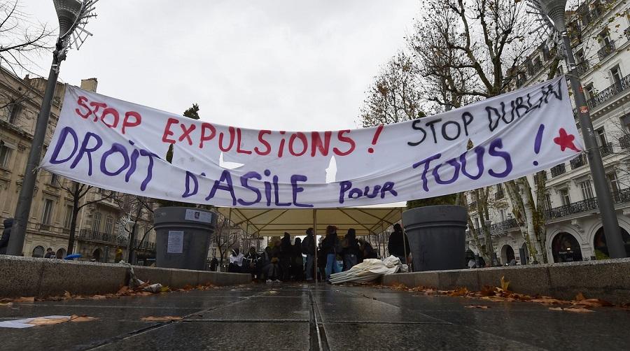 expulsions migrants France