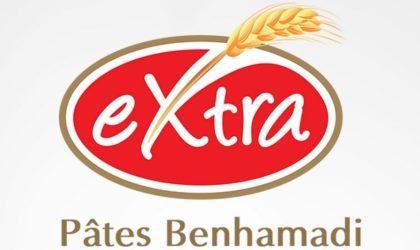Extra Benhamadi reçoit le prix de la qualité 2017