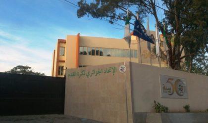 Football: une délégation de l'Uafa le 13 mars à Alger