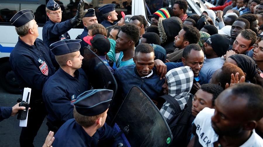 France rapatriement de migrants Algérie