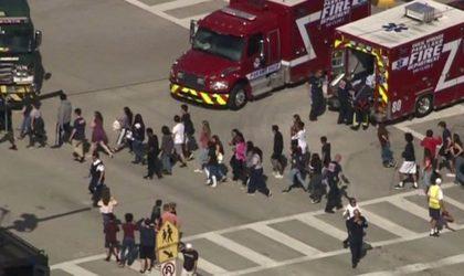 Etats-Unis: coups de feu dans un lycée du Maryland près de Washington