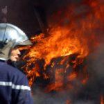 Oran dépôt gaz explosion