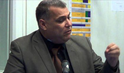 Hafid Aourag: le secteur économique boude les produits de la recherche scientifique