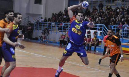 Handball : la Coupe d'Algérie est pour le moment maintenue