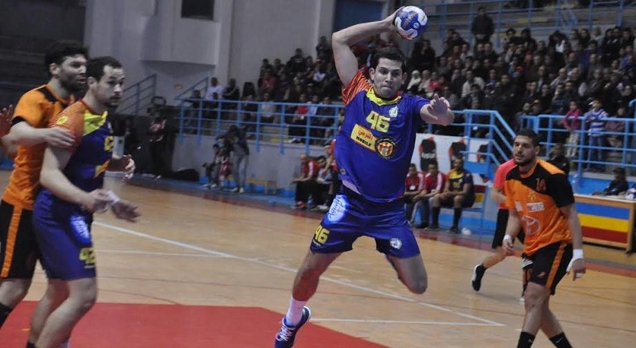 Coupe arabe des clubs vainqueurs de coupe de handball