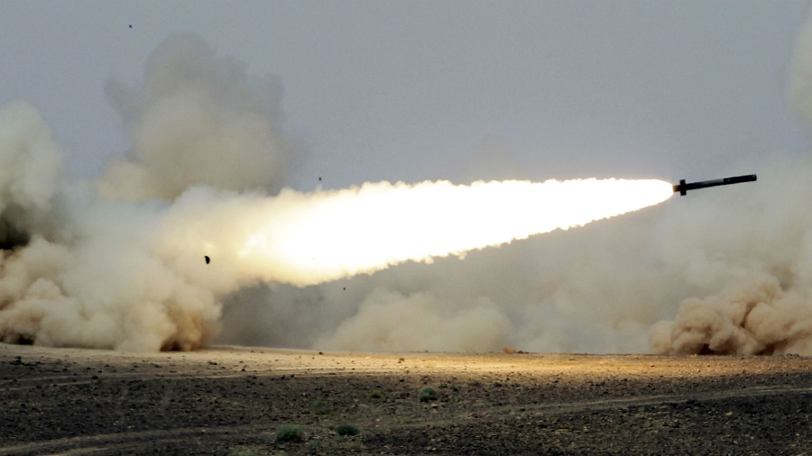 missiles houthis Yémen Arabie Saoudite